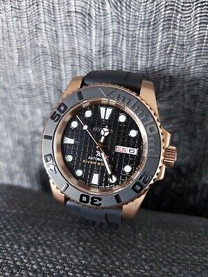 Seiko divers watch automatic.