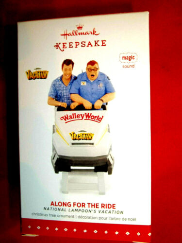Yr 2015 Hallmark,,ALONG FOR THE RIDE,NATIONAL LAMPOON;S VACATION,FEATURES SOUND