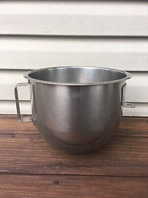 Hobart N-50 5 Quart Stainless Steel Sst Mixing Bowl For N-50 5 Qt Mixer