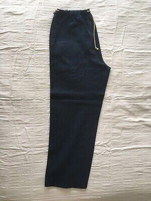 Mens Issey Miyake Blue Pant size 2-3