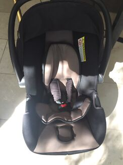 Phil&Teds Infant Rear Facing Carseat Double Bay Eastern Suburbs Preview