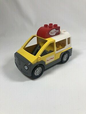 Lego DUPLO Pizza Planet Truck from Toy Story Set 5658 Disney (Truck Only)