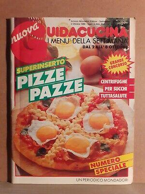 Nuova guidacucina 420 - 2 ottobre 1989 - pizze pazze, centrifughe per succhi