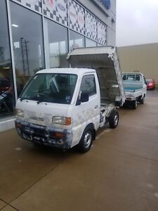 1996 Suzuki Carry 600 Dump Body