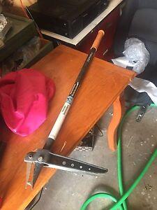 Fiskars weed puller