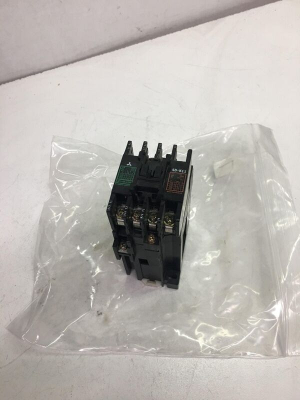Mitsubishi Electric Contactor SD-K11