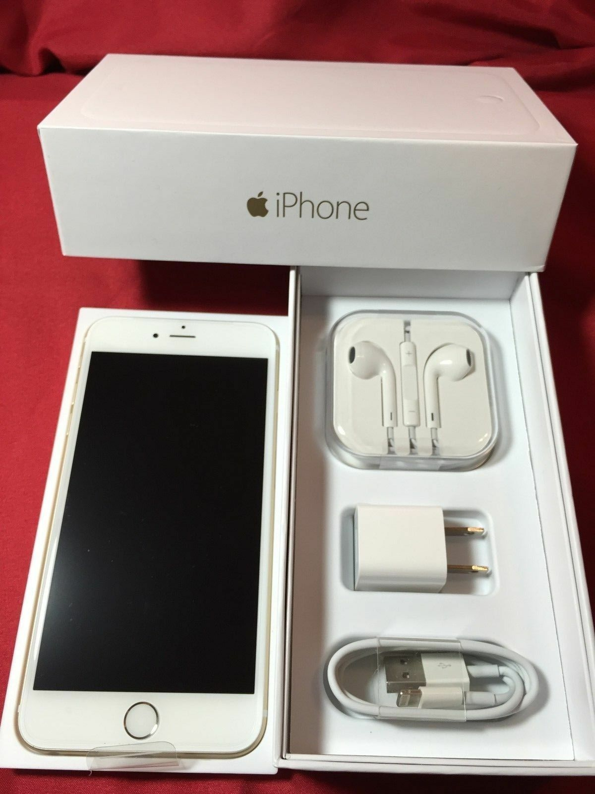 Apple iPhone 6 Plus / 6 manufacturing facility Unlocked Gold area grey Silver Smartphone AU