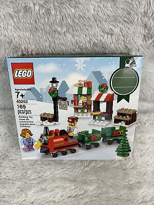 LEGO Christmas Train Ride (40262) New And Sealed, Nice , Rare, Out Of Print