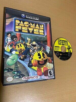 Pac-Man Fever (Nintendo GameCube, 2002) No Manual. Free Shipping!