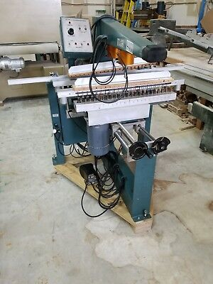 Line Boring Machine- Marcon Dual Head 46 Spindle M6000c- Woodworking Machine