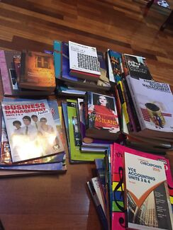 TEXTBOOKS FOR SALE - MORE BOOKS ADDED - YEAR 7 to YEAR 12