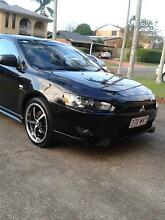 2010 Mitsubishi Lancer VR-X Eight Mile Plains Brisbane South West Preview