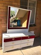 Drawers with mirror Balwyn North Boroondara Area Preview