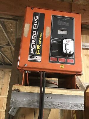 24 Volt 960 Ah Ferro Five Lift Truck Forklift Hi Lo 1ph Battery Charger