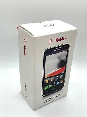 New Factory Alcatel One Touch Evolve T Mobile No Contract - Fast Shipping!!!