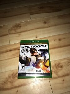 Overwatch pour Xbox one