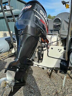 Suzuki DF250 HP Outboard Engine