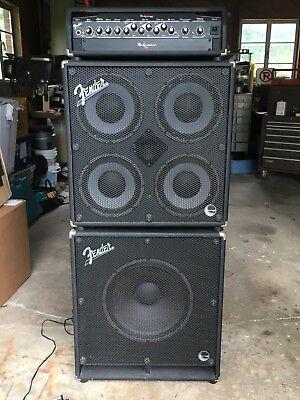 Fender Bassman 400 Amplifier
