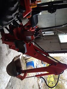 2585 2012 kioti backhoe attachment for 40 to 50 hp