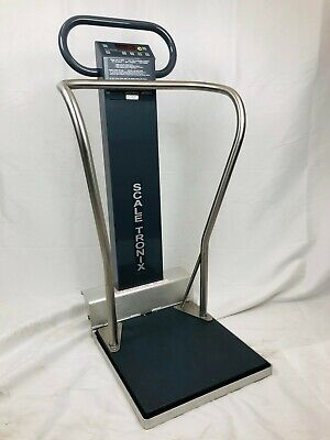 Scale Tronix 5002 Mobile Stand-on Scale