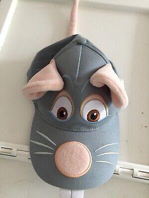 Official Disney Disneyland Paris ratatouille Cap/hat Remy
