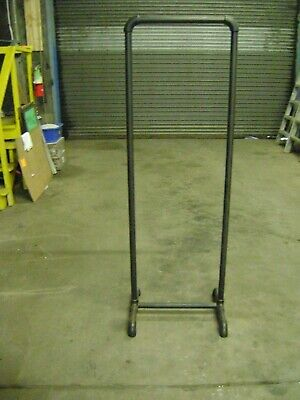 Urban Industrial Black Color Pipe Retail Apparel Garment Rack