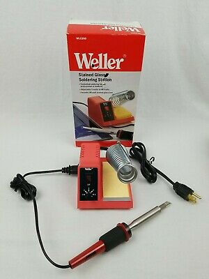 Weller Wlc200 Stained Glass Soldering Station 80w