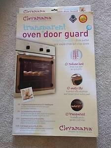 Clevamama Transparent Oven Door Guard - NEW UNUSED Balwyn North Boroondara Area Preview