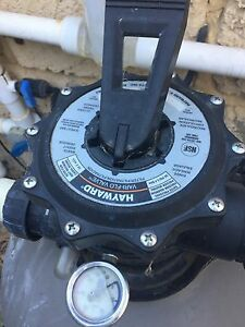 Pool pump, salt cell and chlorinator unit, filter and cleaner Cottesloe Cottesloe Area Preview