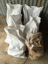 Mallee firewood Bags 5 to 8 year old wood Strathalbyn Alexandrina Area Preview