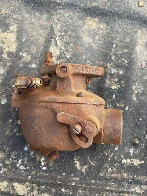 Allis Chalmers Wd Carburetor Tag 127
