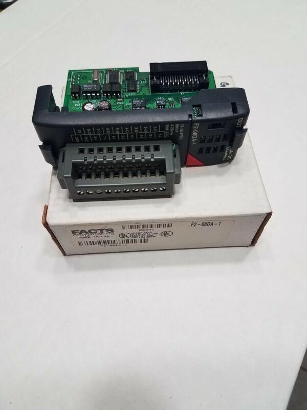 Facts F2-08DA-1 Output Module