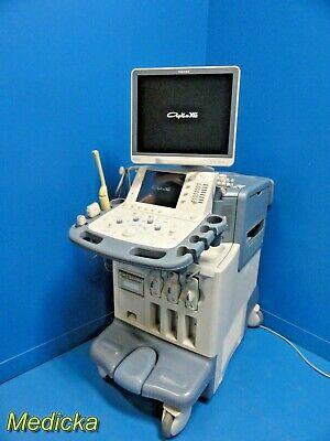 2008 Toshiba Aplio Xg Istyle Hdd Ultrasound Machine W 3 Probes Manuals16776