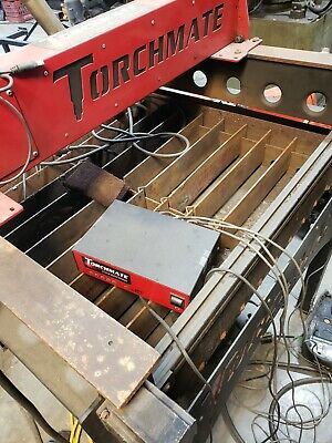 Torchmate 2x2 Cnc Plasma Water Table