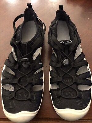 Keen Womens Whisper Sport Sandals Size 8 Black Waterproof Hiking