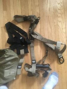Trx suspension trainer military edition