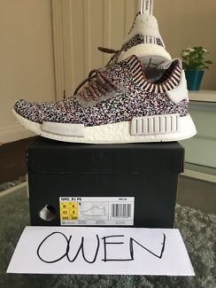 Adidas NMD R1 multicolour mens sneakers