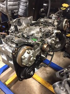 JDM Subaru Part Out