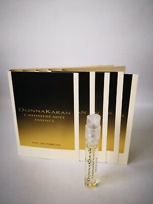 Cashmere Mist Essence (Donna Karan Cashmere Mist ESSENCE Eau De Parfum women Sample 0.05oz Each X 5pcs)