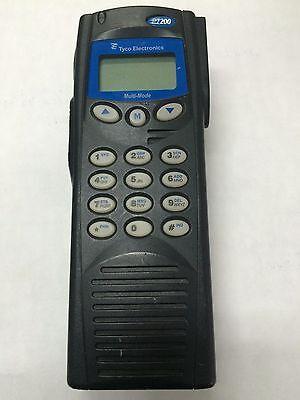 Harris P7200 P25 Digital Handheld Radio -7800mhz Edacs Opensky Provoice Aes Des