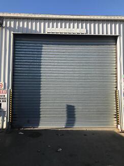 Factory storage/Work space