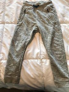 Boys H&M Jogger Pants - size 5/6