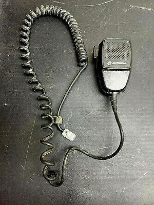 Motorola Hmn3008a Microphone 8pin Mic M1225 Cm300200 Gm300 Cdm1550