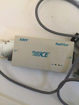 Arm Multi-ice Realview Jtag In Circuit Emulator