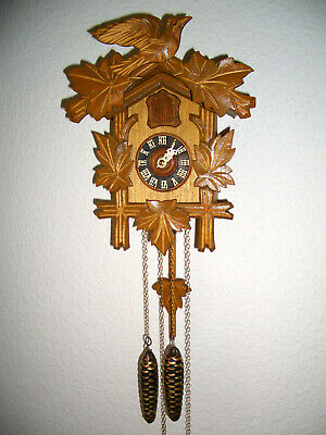 beautiful Black Forest cuckoo clock