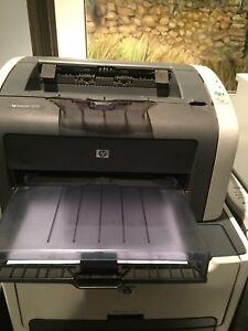 Hp 1012 laserprinter