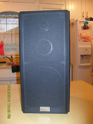 SANSUI PS430M 3 WAY SPEAKER  (1 ONLY)