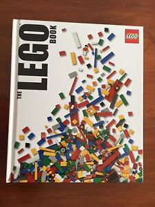 AS NEW - The Lego Book Parkinson Brisbane South West Preview