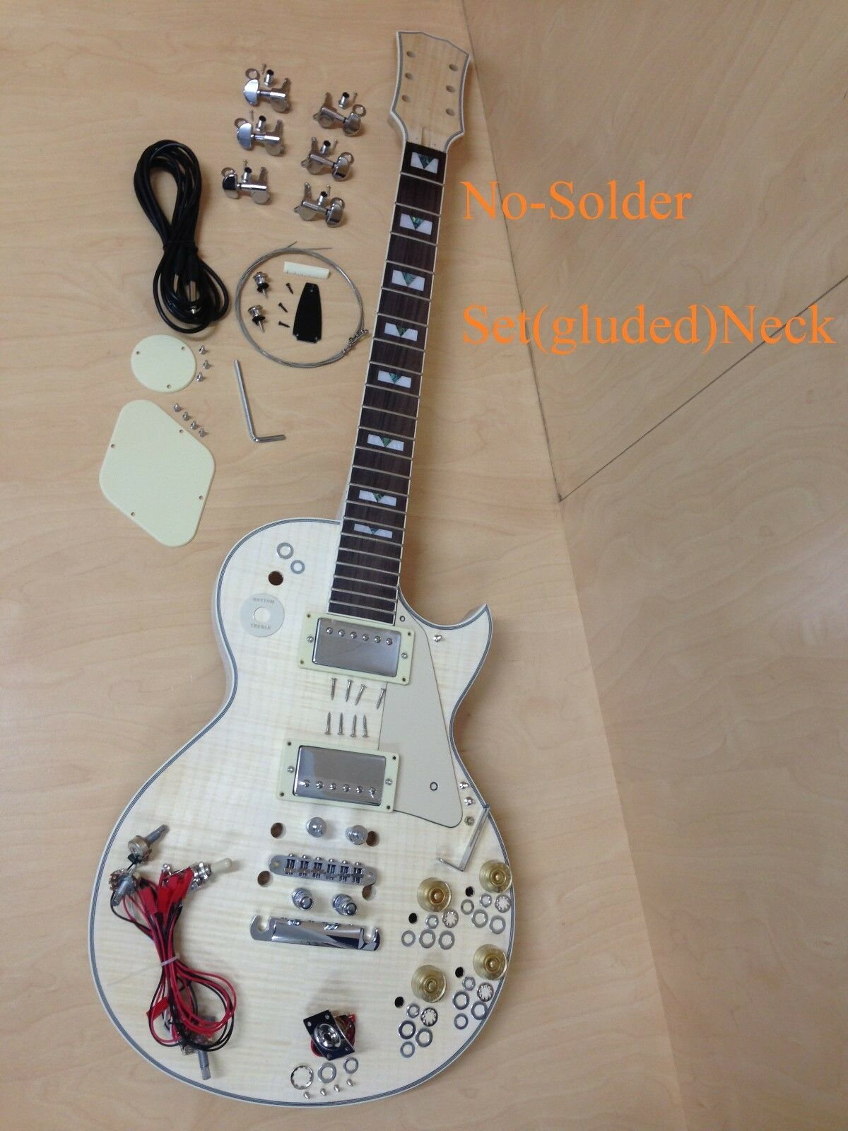 Guitar Building Supplies Australia