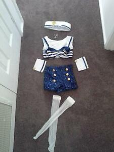 Sailor Girl Costume,,,, brand new Isabella Plains Tuggeranong Preview